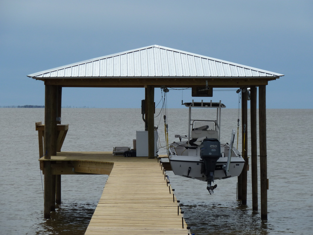 Piers Amp Boat Houses Eaton Properties Llc